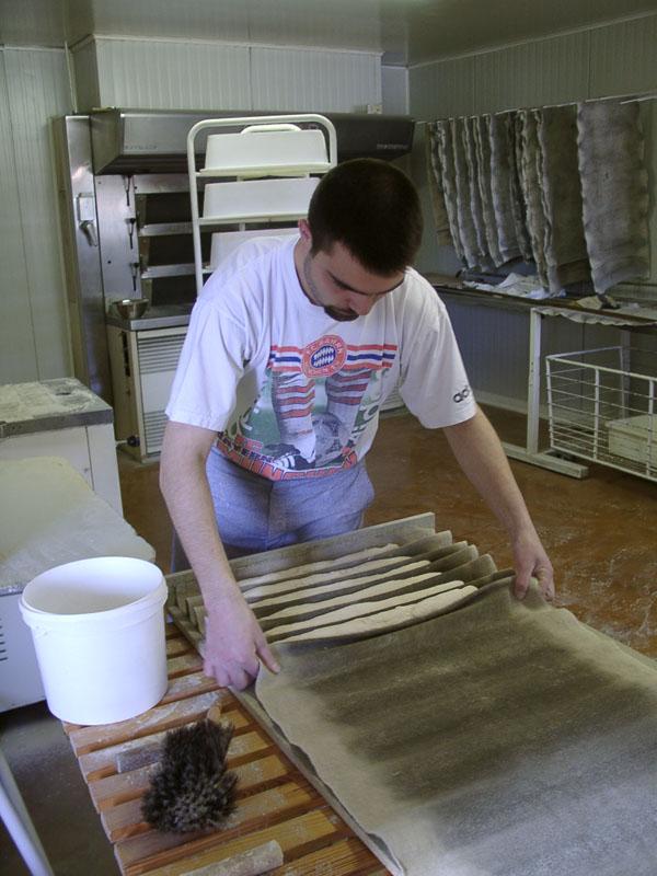 Fabrication du pain les moulins de perrine